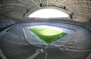 Så som vi föreställer oss Vårgårda Allianz Arena