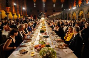 Sweden-Nobel-dinner